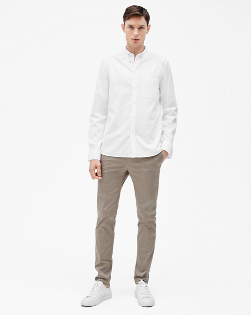Pierre Casual Shirt White