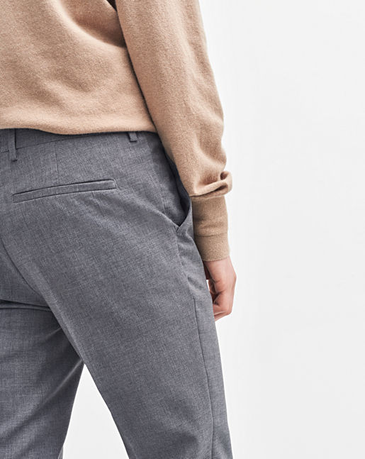 Liam Cool Wool Slacks →
