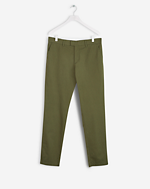 Liam Cotton Stretch Chino Airforce