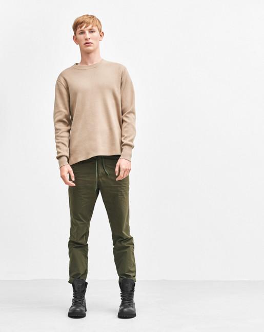Noah Cotton Pants Airforce