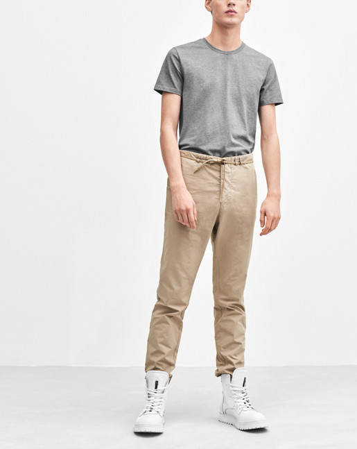 Noah Cotton Pants Desert