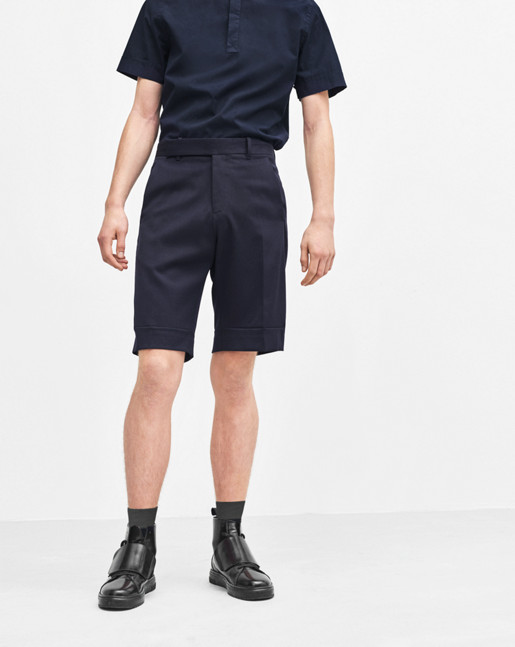 Pieter Wool Shorts