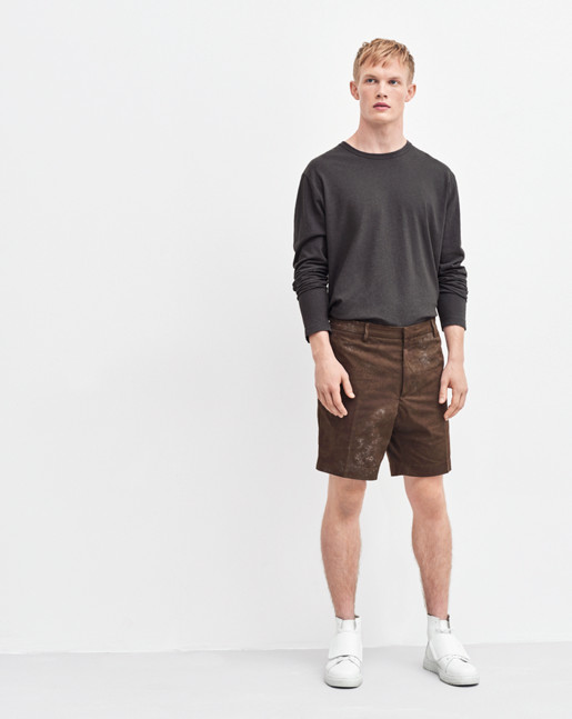 Gregory Camo Shorts