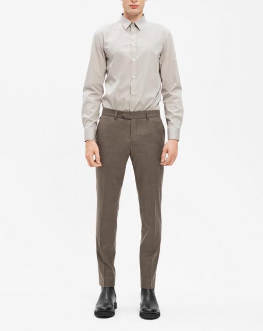 Liam Suit Slacks Fen Mel.