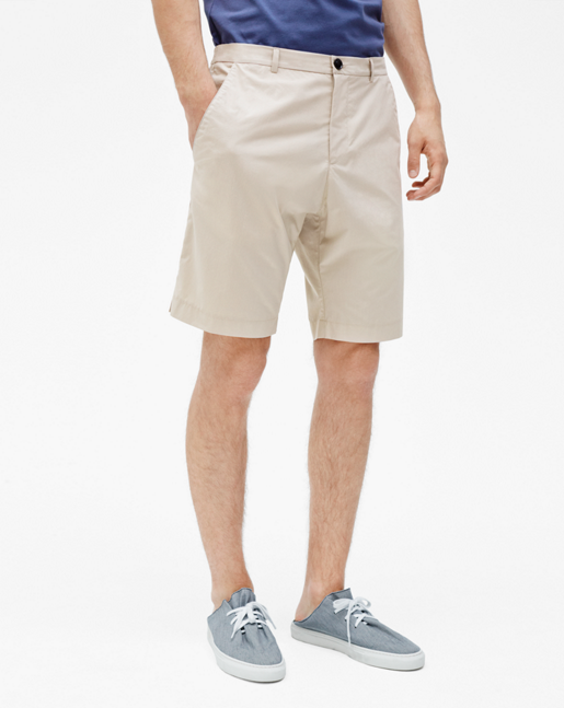 Pieter Pop Shorts Light Beige
