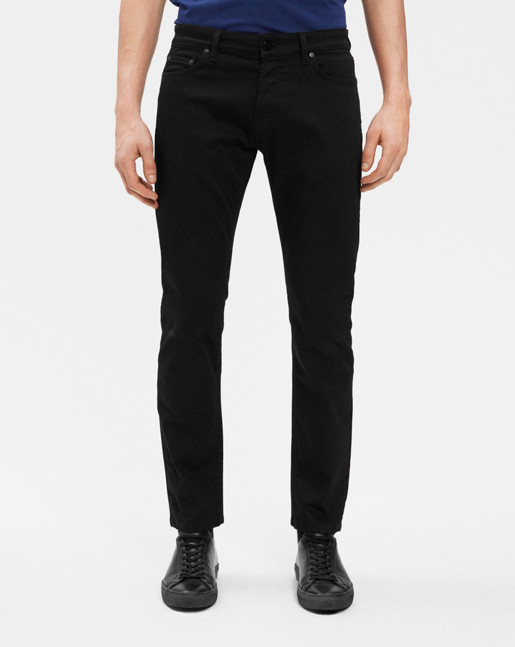 Stan Ultra Black Jeans