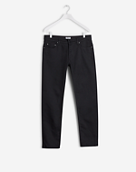 Stan Ultra Black Jeans