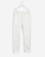 Stan Rinse Wash White Jeans