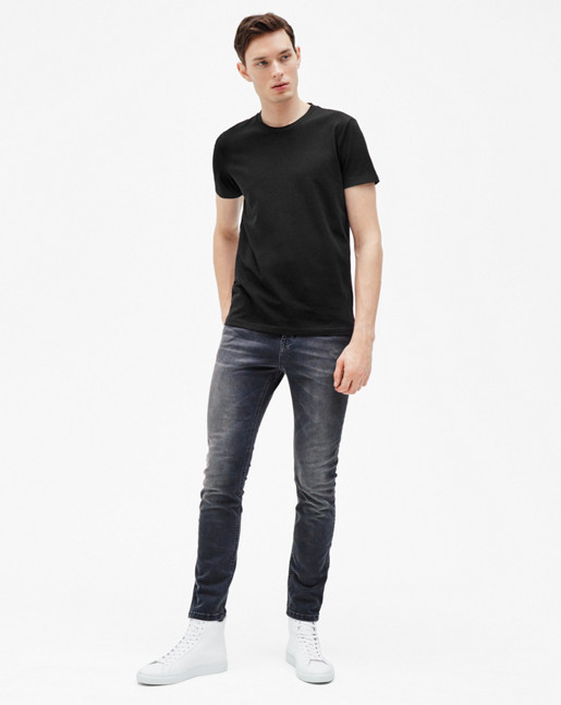 Rob Grey Wash Jeans