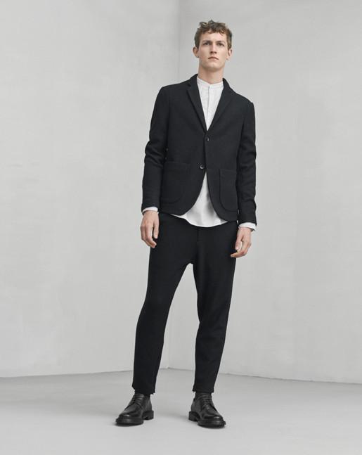 Daniel Jersey Jacket