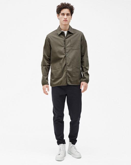 Lavy Workwear Jacket Olive