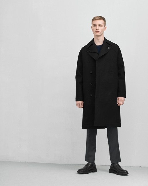 MONOBI: Isai Trench Coat