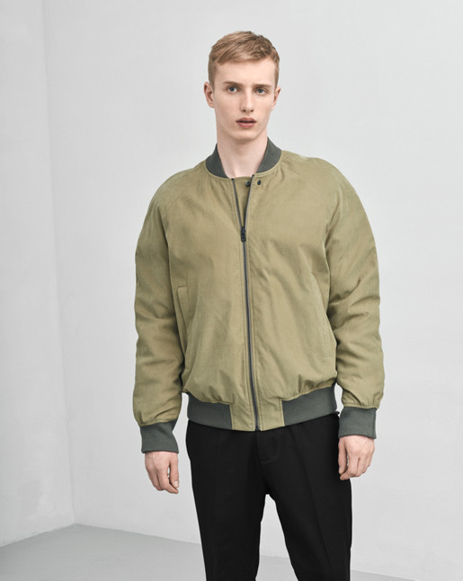 Yaron Bomber Jacket