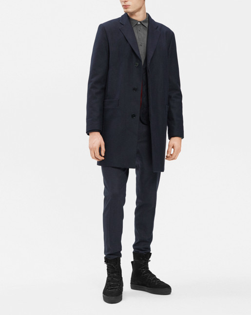 Front Runner Padded Coat Navy