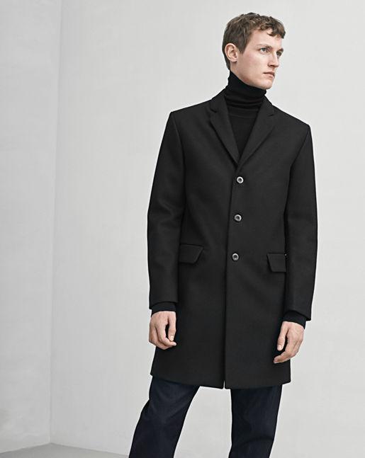 Ralph Wool Coat →