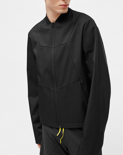 Running Jacket Black