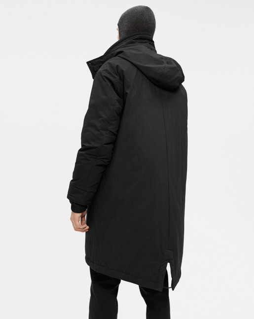 M65 Fishtail Parka Black - Filippa K
