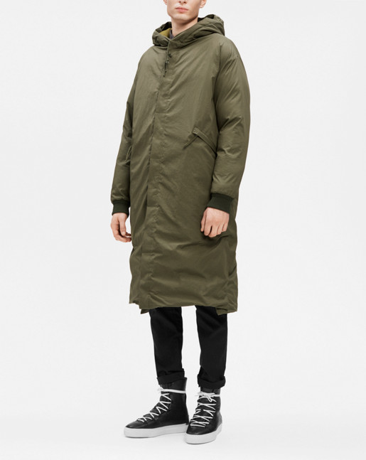 MFK Down Overcoat