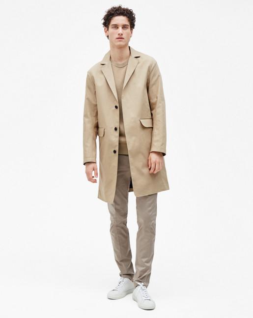 Ralph Bonded Coat Bamboo