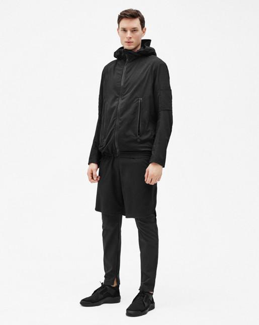 Utility Jacket Black