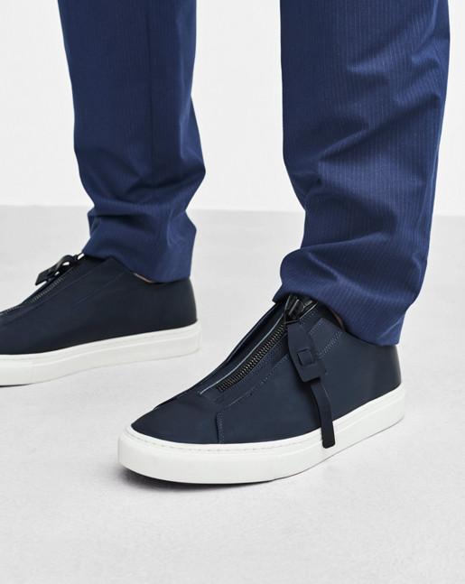 Jason Sneaker Navy