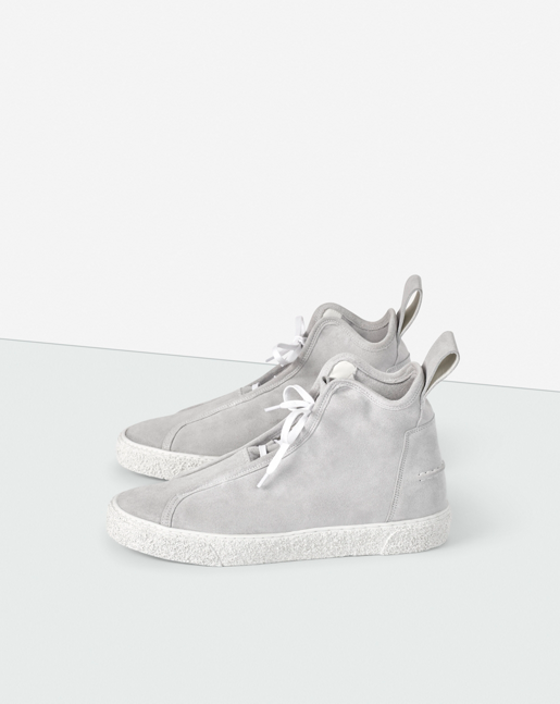Kain Sneaker Silver Beige