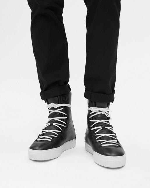 Cliff Boot Black