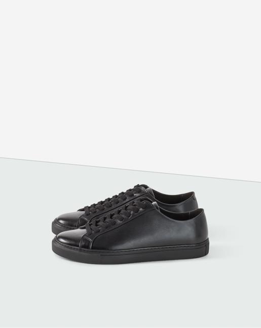 Morgan Low Sneaker Black