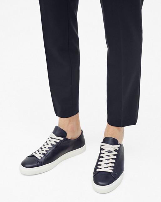 Morgan Low Sneaker Navy