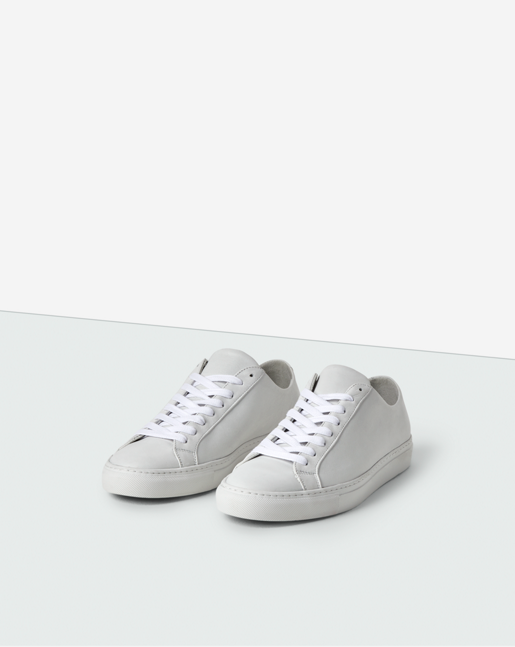 Morgan Low Sneaker White