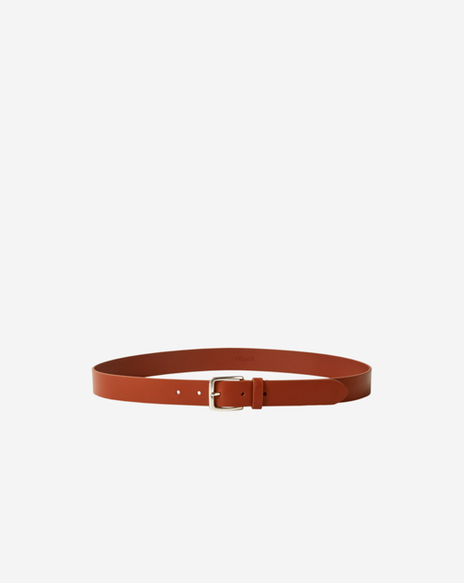 Leather Belt Rust