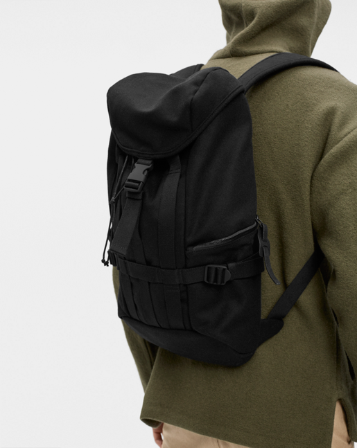Wool Utility Backpack