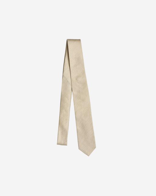 Linen Tie Desert