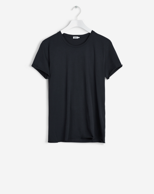 Lt. Single Jersey Tee Black