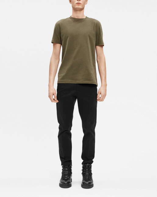 Adrian Heavy Cotton Tee Fen
