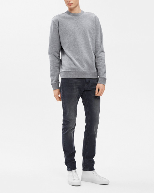 Ryder Sweatshirt Grey Mel.