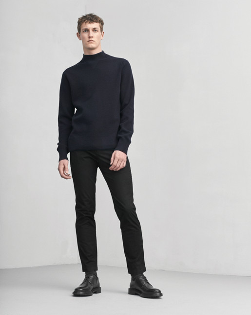 Milano Knit Wool Sweater