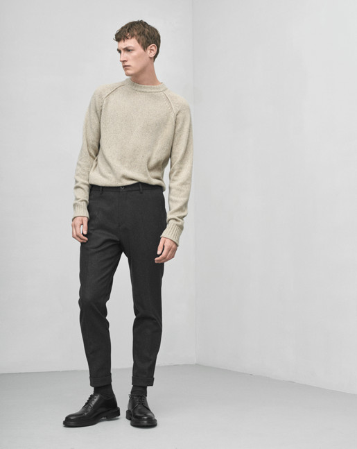 Cashmere Pullover Ecru