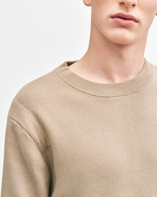 Organic Cotton R-Neck Desert