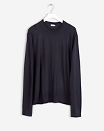 Sharp Light Knit Navy