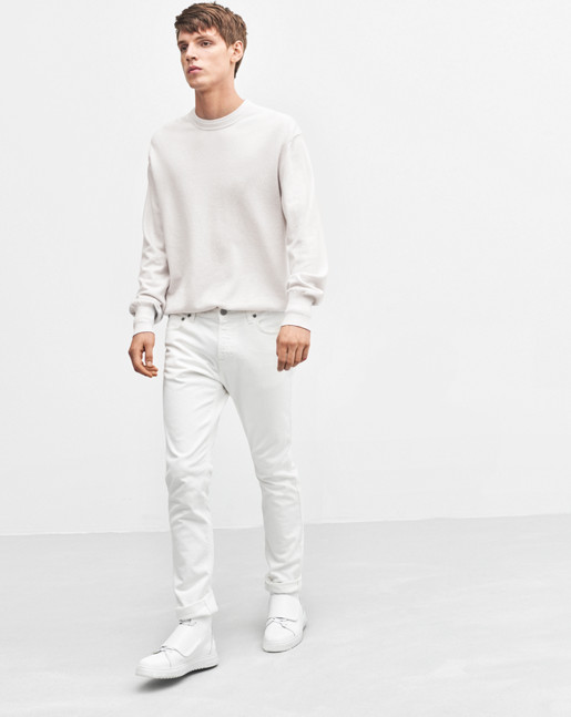 Cotton Cashmere Light Knit Air