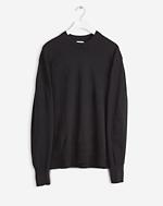 Cotton Cashmere Light Knit Black