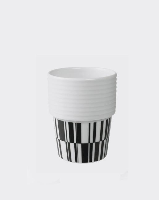 Coffee Cup Black Deco