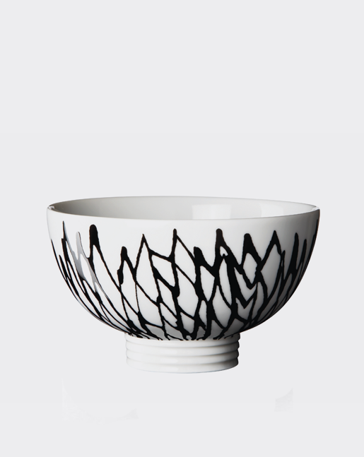 Bowl Ink Lace