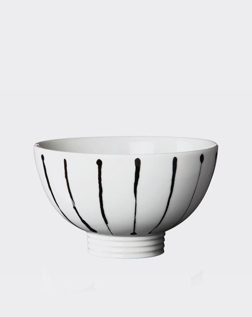 Bowl Ink Stripe