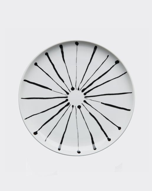 Plate Ink Stripe