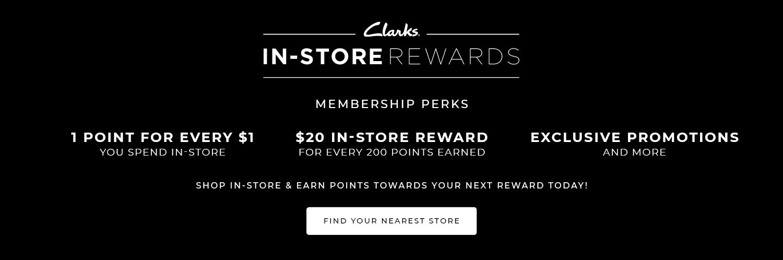 In-Store Rewards Program