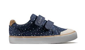 Comic Cool - Navy Canvas