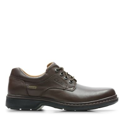 Clarks Shoes Mens Gortex Lo