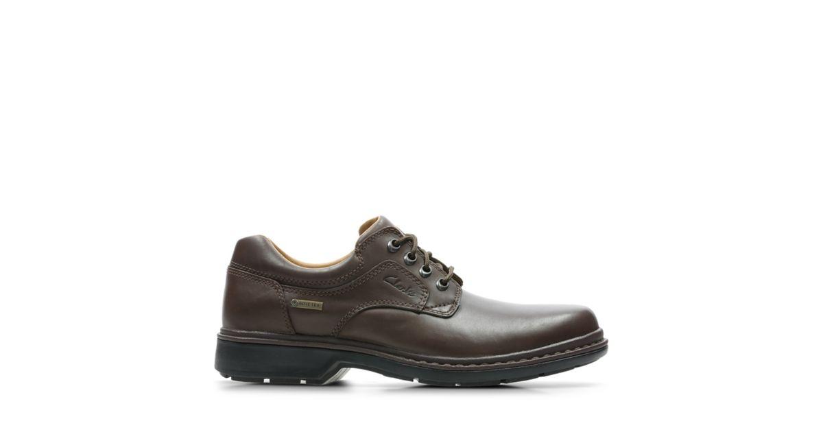 14fb0a9e58977d Rockie Lo GORE-TEX. Mens Shoes. Ebony Leather